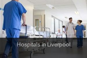 Hospitals in Liverpool
