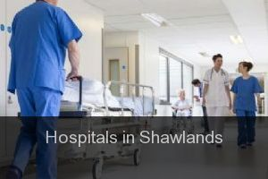 Hospitals in Shawlands