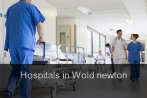 Hospitals in Wold newton