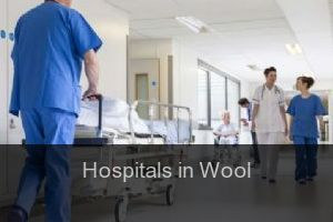 Hospitals in Wool