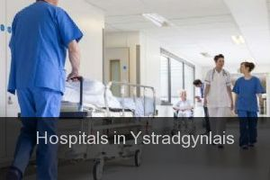 Hospitals in Ystradgynlais