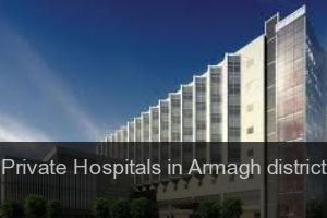 Private Hospitals in Armagh district