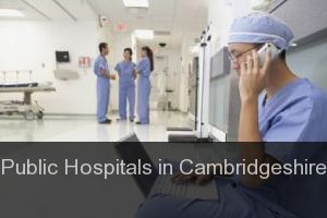 Public Hospitals in Cambridgeshire