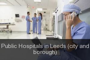 Public Hospitals in Leeds (city and borough)